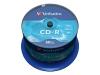 Verbatim CD-R 52x 700MB Bobina 50 Uni